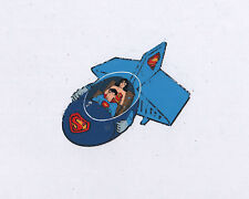 Wonder Woman Superfriends Superman Animation Cell Hanna Barbera