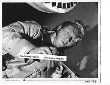 STEVE McQUEEN TOWERING INFERNO #3 ORIGINAL VINTAGE glossy b&w movie photo