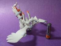 zk Yujin Tomy Pokemon Zukan 1/40 Scale Figure Reshiram
