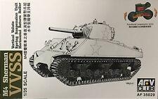"""AFV CLUB - 1/35 M4 Sherman VVSS """"Verticle Volute Spring Suspension - AF35029"""