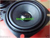 "2pcs 2"" inch 57MM 6Ohm 6R 5W full-range speaker Loudspeaker Dual neodymium"