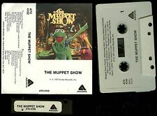 The Muppet Show USA Cassette Tape Title Strip RARE !