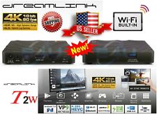 Dreamlink T2w IPTV Quadcore Android 7 + PVR recording IPTV 4K UHD Built In WiFi