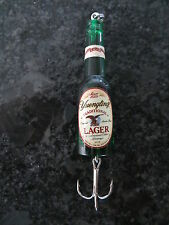 Custom Beer Bottle Fishing Lure - YUENGLING LAGER - 3 inch