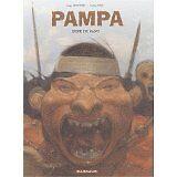 Zentner Jorge et Nine Carlos - Pampa, tome 1 : Lune de sang - 2005 - relié