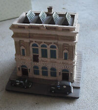 Danbury Mint New Orleans 3rd Precinct Police Station Building Figurine