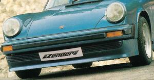 Porsche 911 930 ZENDER FRONT BUMPER 5026021 APRON 1 ONLY GENUINE