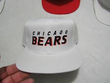 NWOT VINTAGE CHICAGO BEARS NEW ERA SNAPBACK HAT GREEN UNDERBILL BRANS NEW