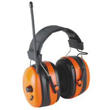 Ear Defenders Protectors SNR 28dB Noise Protection Muffs with FM Radio