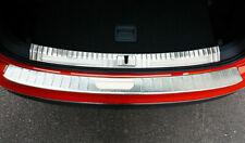 Car Inner & Outer Rear Bumper Plate Cover 2PCS For VW Tiguan 2nd Gen 2016-2020