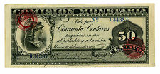 Mexico ... P-16 ... 50 Centavos ... 1920 ... *XF*