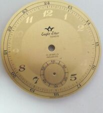 Eaglestar pocket watch dial for UT-6498 Movement 38.5 mm