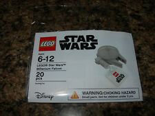 SEALED Lego Star Wars MILLENIUM FALCON polybag quick build w/ stand 20pcs 2017