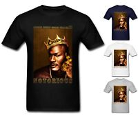 NEW Mens T-shirt Notorious Big Michael Air Jordan Legend 23 Men shirt Top Tumblr