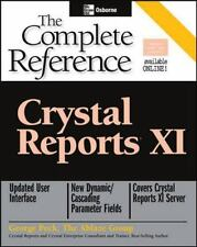 Crystal Reports XI: The Complete Reference (Osborne Complete Reference Series),