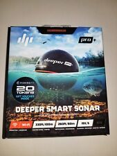 Deeper PRO Plus + GPS Portable Smart Sonar Wireless Wi-Fi FishFinder GIFT Tokens