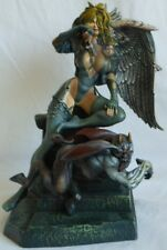1999 Simon Bisley End of Eden Master Series Heavy Metal Fallen Angel Figurine
