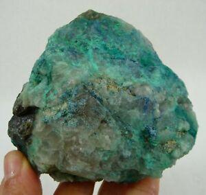 Quantum Quattro Quartz Crystal Natural Chakra Stone 280 grams Reiki Healing