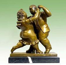 Modern Art Bronze Danseur-xxl danseurs, signé