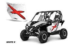 AMR Racing Can-Am Commander/Mave UTV Door Graphics Wrap for Blingstar Doors 2 WX
