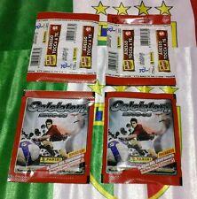 Bustina corsa inverno e sprint scudetto Album Calciatori 2008 2009 panini