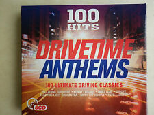 Various Artists 100 Hits Drivetime Anthems CD