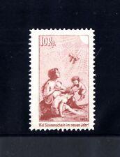 2169-SWITZERLAND-SUISSE-SCHWEIZ-1912.PRO JUVENTUTE Zumstein.nº I Unused MNH**