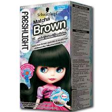 [SCHWARZKOPF BLYTHE] Fresh Light Creamy Foam Series Hair Dye Kit MATCHA BROWN