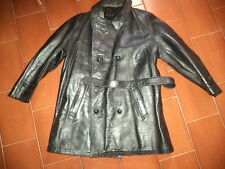 BIKER man's leather VINTAGE- Giacca/giubbotto in pelle VINTAGE
