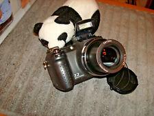 Sony Cyber-Shot DSC-H5 7.2MP Digital Camera - Black