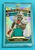 Kenyan Drake 2019 Unparalleled Feats Of Strength Jerseys Astral Dolphins 55/150