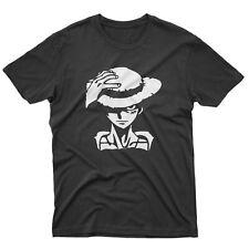 fm10 t-shirt maglietta Rubber One Piece re dei pirati uomo donna bambino cartoon