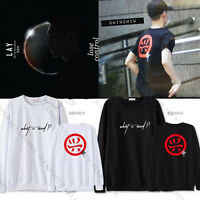 Kpop EXO Lay Lose Control Sweater What U Need Hoodie Sweatershirt Pullover New