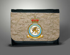 Royal Air Force Police RAF Men's Faux Leather Wallet