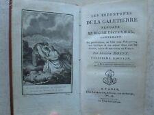 Joseph ROSNY : LES INFORTUNES DE LA GALETIERRE, 1798 (Révolution).