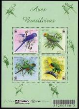 Sheet Brazilian Stamps