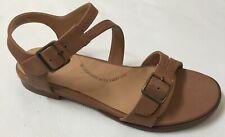 Ziera Texas Light Tan Leather Sandals