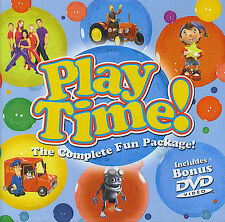 Play Time ! The Complete Fun Package (CD + DVD)