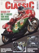 MC0103 + HAILWOOD-Ducati + RUMI Formichino + PUCH 500 + MOTORRAD CLASSIC 3 2001