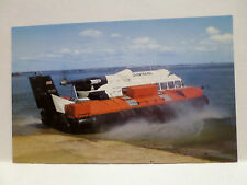 HoverTravel . Hovercraft at Ryde Isle of Wight, England Speed Boat Vessel Ferry