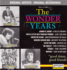 The Wonder Years-1994-Good Times/Friends- Soundtrack-CD