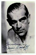 Boris Karloff ++Autogramm++ ++Frankenstein++3