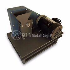 Laboratory Rock Crusher 1″ x 2″  XRF Sample Pulverizer
