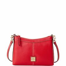 Dooney & Bourke Saffiano Crossbody Pouch Shoulder Bag