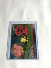 Topps Pokémon Pikachu Vacation and Relaxtion At Last Pokémon The First Movie 49