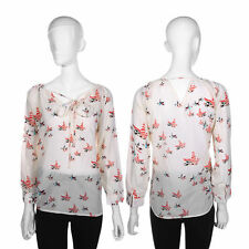 Unbranded Chiffon Collared Tops & Shirts Size Plus for Women