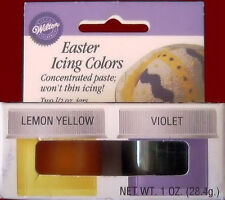 Easter 2 Icing Color Set from Wilton #5571 - NEW