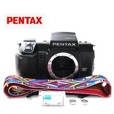 【Excellent+++++】 Pentax SFX Camera body w/strap and battery from Japan #7097