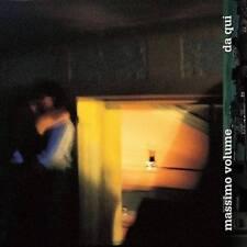 MASSIMO VOLUME - DA QUI - REISSUE LP BLACK VINYL NEW NUMBERED 2014 - COPY # 309