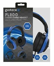 Gioteck Flow Headset Fl-200 Stereo azul PS4